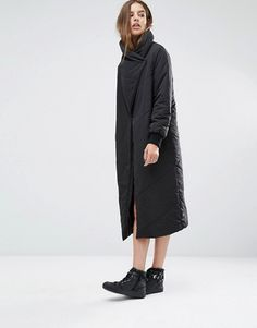 Religion | Religion Padded Maxi Trench Coat