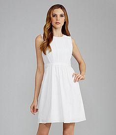 T Tahari Lucca Ruched Dress   Dillards.com $148