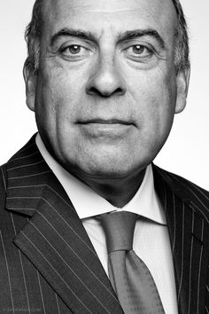 Muhtar Kent by Zack Arias