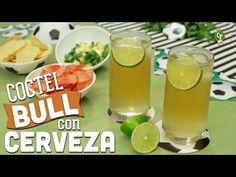 Las mejores bebidas para el fin de semana están en #CocinaFresca: Coctel Bull con Cerveza - YouTube