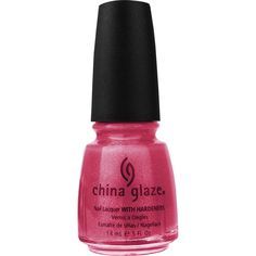 China Glaze Lacquers reflect the highest quality of globally rich, on-trend and innovative color. China Clay, which helps to harden nails, is used in every bottle. DBP and Toluene-free.