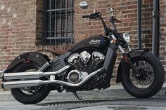 Indian Scout ABS | Man of Many