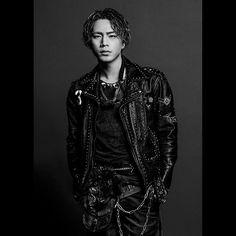 Black&White TOSAKA HIROOMI [STORM RIDERS MV]
