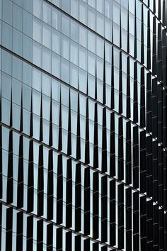 crown metropol - Facade fin detail: