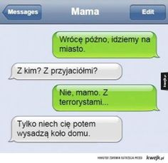 Wypad na miasto Funny Sms, Funny Text Messages, Wtf Funny, Funny Texts, Funny Jokes, Funny Images, Funny Pictures, Hahaha Hahaha, Accounting Humor