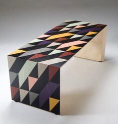 Shift Coffee Table | www.tobywinteringham.co.uk | #CoffeeTable
