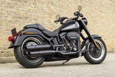 Fat Boy® S 2017 Galerie | Harley-Davidson Österreich