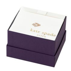 kate spade | typewriter notes gift set