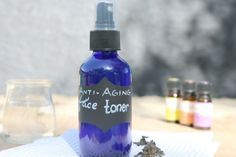 This diy anti-aging facial toner is filled with anti-oxidents, enzymes and amino acids. It's super simple too because chances are, you already have most of the ingredients on hand. Previous Post Next Post Best Anti Aging Creams, Anti Aging Facial, Anti Aging Tips, Anti Aging Skin Care, Toner For Face, Facial Toner, Facial Wash, Diy Spa, Lotion