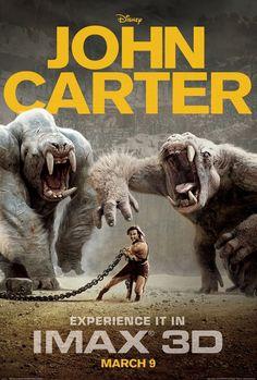 John Carter: EPIC IMAX Experience