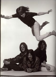 The Stooges.