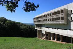 Convento di Santa Maria de La Tourette #Le Corbusier
