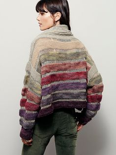 Free People New Romantics Solstice Sweater, $198.00