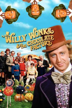 When eccentric candy man Willy Wonka (Gene Wilder) promises a lifetime supply of sweets and a tour of his chocolate factory to five lucky kids, penniless Charlie Bucket (Peter Ostrum) seeks the priceless golden ticket that will make him a winner. Thanks to his Grandpa Joe (Jack Albertson), Charlie gets the prize of his dreams! But a far more wonderful surprise than Charlie ever imagined awaits him.