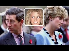Princess Diana's Secret Daughter Sarah Meets With Prince Charles: Begs Future King To Take DNA Test - YouTube