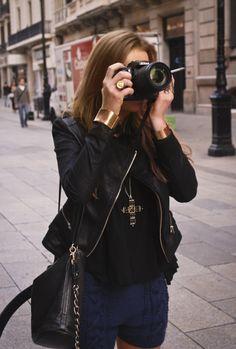 Black, Jackets, Jeans