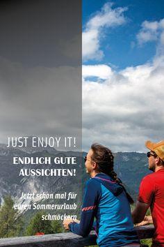 Jetzt schon mal für euren Sommerurlaub in Flachau schmöckern