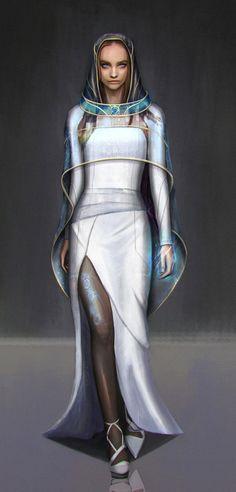 Nina reimagined by omidus.deviantart.com on @DeviantArt