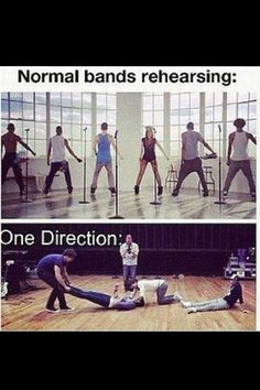 Haha this is soooo true!! But that's what makes me like them even more!