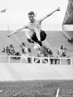Long Jump 1908 Olympic Games