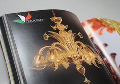 Artmosfera per Biasin Artistic Glass – Catalogo Lampadari