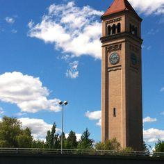 Spokane Washington river front park! <3