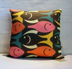 THROW Cushion Cover POP ART by mytoffeeapple on Etsy