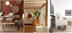 1-Interior design in the African style