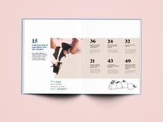 Table Of Contents Magazine, Table Of Contents Design, Magazine Table, Editorial Layout, Editorial Design, Print Layout, Layout Design, Magazine Design, Interior Design Degree