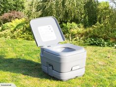 Camping Toilet for sale on Trade Me, New Zealand's auction and classifieds website Toilets For Sale, Camping Toilet, Waiheke Island, Portable Toilet, Fresh Water Tank, Go Camping, Home Appliances, Showers, Outdoors