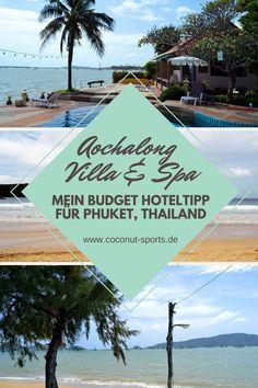 Erfahrungsbericht: Das Aochalong Villa and Spa Resort ist die perfekte Unterkunft für das Tiger Muay Thai Camp und andere Muay Thai Camps in Phuket.