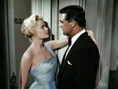 Hitchcock's To Catch a Thief (1955) with the amazing Grace Kelly and Cary Grant