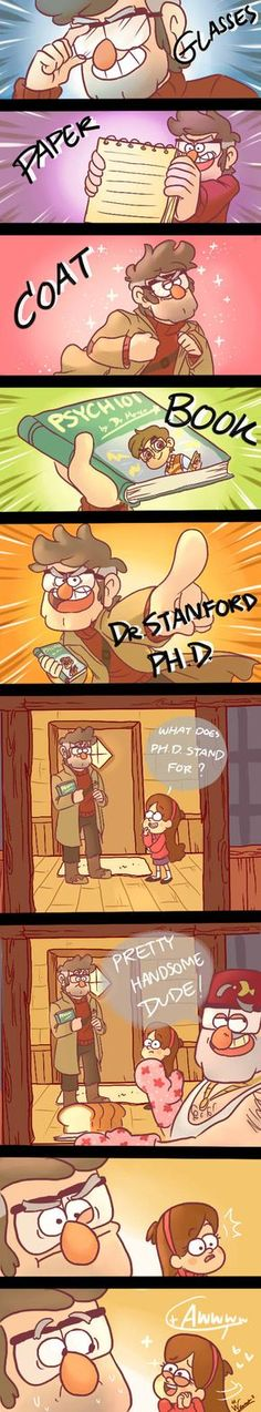 DrStanfordPHD by wernwern.deviantart.com on @DeviantArt reference of star vs the forces of evil