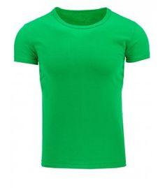 Pánske zelené tričko