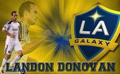 All star Landon Donovan Landon Donovan, Soccer Fans, Galaxy Wallpaper, All Star, America, Google Search, Sports, La Galaxy, Hs Sports