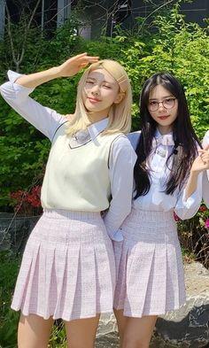 South Korean Girls, Korean Girl Groups, My Girl, Cool Girl, Otp, Dreamcatcher Wallpaper, Korean Music, These Girls, K Idols