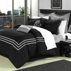 Chic Home Cosmo 12 Piece Comforter Set & Reviews | Wayfair