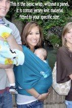 Cariño Wraps-Amazing baby carriers. :]