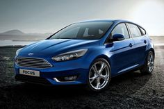 Ford Focus (MY-2015)