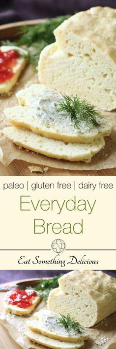 Everyday Bread | Tapioca/almond flour