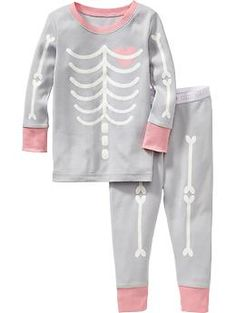 Skeleton Sleep Sets for Baby | Old Navy