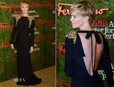 Charlize Theron In Alexander McQueen – Wallis Annenberg Center for the Performing Arts Inaugural Gala