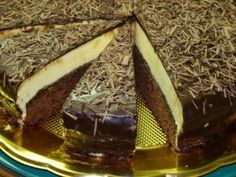 Torta Emotion   Torty od mamy Fun Deserts, Amazing Deserts, Hungarian Cake, Baking With Coconut Flour, Russian Recipes, Holiday Cakes, Cheesesteak, Sweet Recipes, Almond