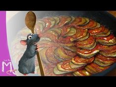 RATATOUILLE (LA RECETA DE LA PELÍCULA) | Videoreceta - Las Recetas de MJ Cooking Time, Cooking Recipes, Healthy Recipes, Healthy Food, Ratatouille 2007, Beef Steak Recipes, Tasty, Yummy Food, Yummy Yummy