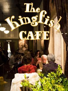 Kingfish Cafe (must: soul food, grits, crab cake benedict)