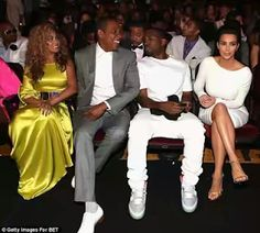 Insider says Beyonce doesn't really like Kim   Whatsapp / Call 2349034421467 or 2348063807769 For Lovablevibes Music Promotion   Kanye West appears to have opened a can of worms with his outburst at Jay Z over Kim's robbery ordeal. Shortly after he lashed out a source said Jay Z can't stand Kanye and only tolerates him. 'Jay cant stand him' said the source. 'He looks at him as this crazy eccentric motherfker he can tolerate in small doses. Kanye is a nut job. Everyone knows that.' Now a…