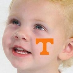 """Tennessee Volunteers Temporary Tattoos by Football Fanatics. $3.85. Four cut-out temporary tattoos. Team logo and colors. Easy to apply and remove. Each sheet is approximately 3"""" x 3"""". Tennessee Volunteers Temporary Tattoos"""