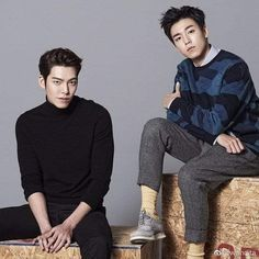 & For magazineM Photos by Lee Hyun Woo, Lee Jong Suk, Sung Joon, Hallyu Star, Kim Woo Bin, Cnblue, Lookbook, Actor Model, Lee Min Ho