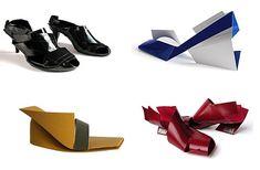 Dívány - Offline - A nap kedvence: hajtogatott cipők