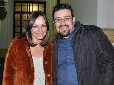 Sharon Corr con sus fans. 12-02-2013. Teatro Lope de Vega, España.